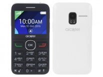 Сот. тел. Alcatel OT2008G Black/White